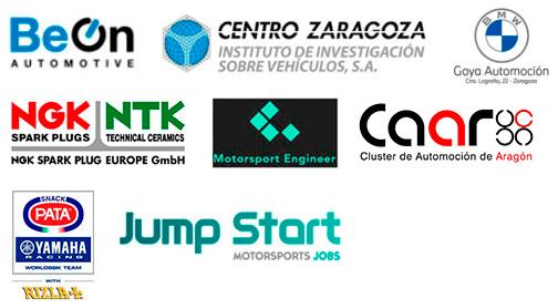 Empresas colaboradoras con SEAS y Motorland