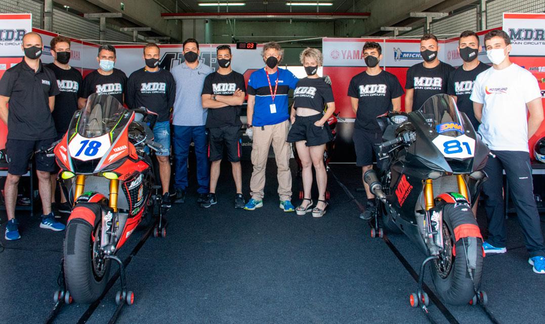 Máster en Ingeniería del Motorsport SEAS