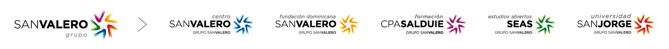 Logos Grupo San Valero